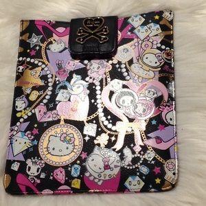EUC Tokidoki for Hello Kitty iPad sleeve
